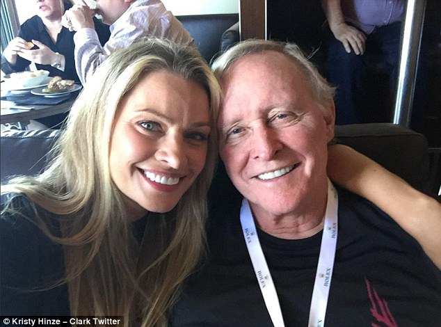 Kristy Hinze Clark Jets Into Sydney With Husband Jim And