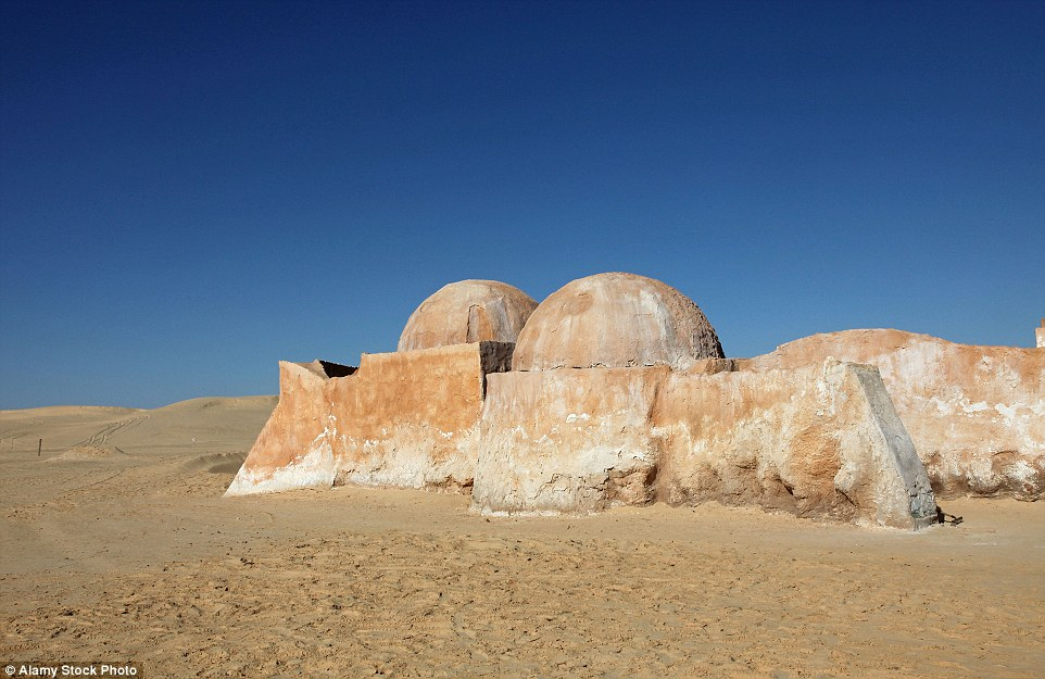Tunisia could try to use its Star Wars legacy to attract visitors once again, where they will be transported to Tatooine
