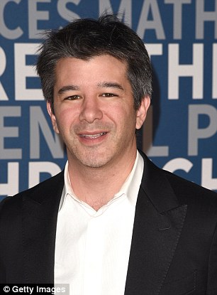 Travis Kalanick: As CEO of Uber, Kalanick has revolutionized the way Americans travel