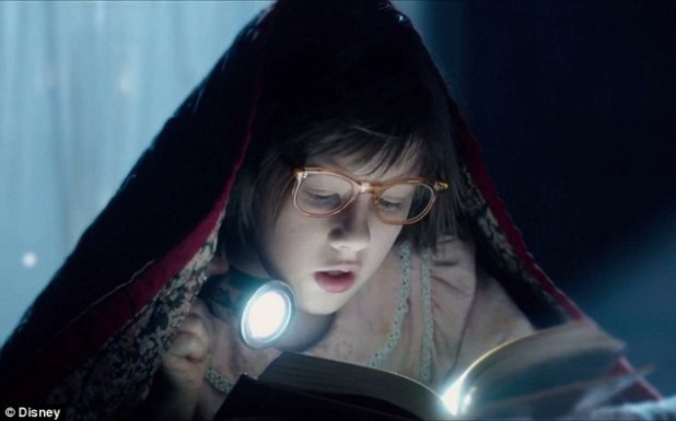 Bookworm: The teaser starts out with the protagonist reading under the covers with a torch