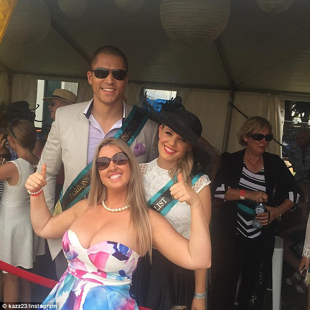 Out And About The Bachelors Blake Garvey And Louise Pillidge Attended An Equestrian Event In