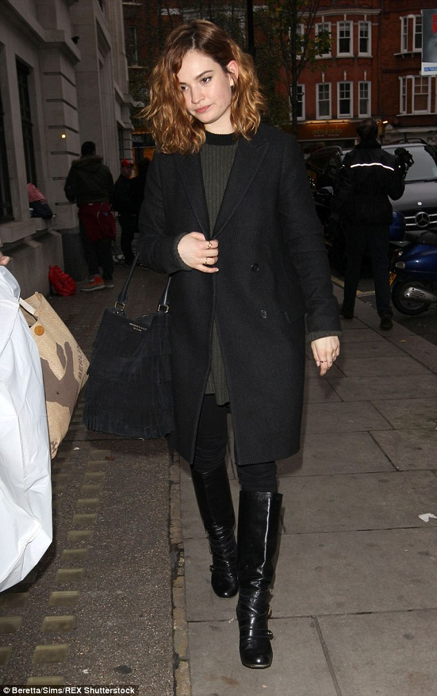 Lily James Goes Back To Her Roots For BBC Radio 2