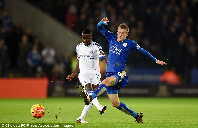 Ramires has been one of Chelsea's better performers and recently signed a new contract with the Blues