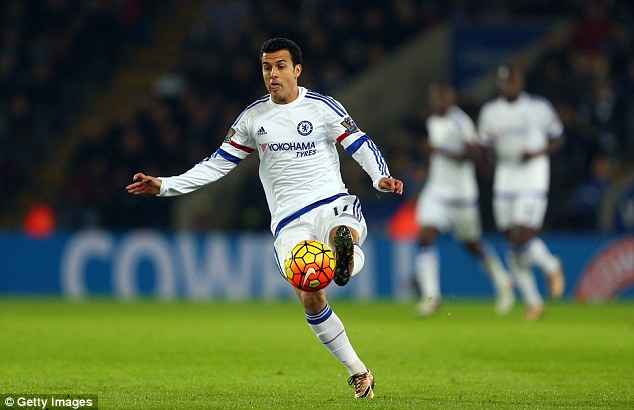 Pedro looked a great signing when he arrived from Barcelona but he has struggled to adapt in England
