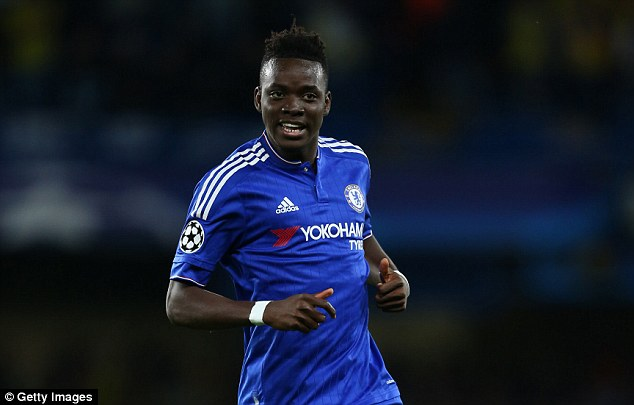 Bertrand Traore might be better off looking for opportunities elsewhere with a lack of chances at Chelsea
