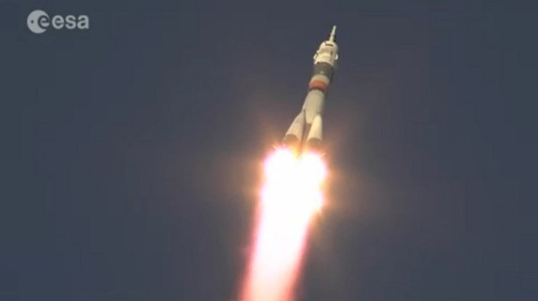 British astronaut tim peake blasts off into space Daily