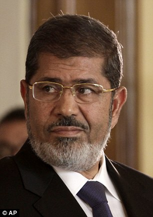 Mohammed Morsi, a leading member of the Muslim Brotherhood, was briefly Egyptian President until being overthrown in 2013
