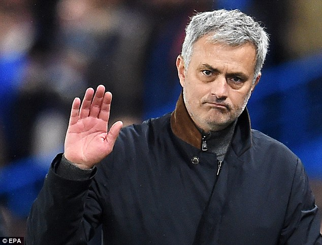 Image result for Jose Mourinho's Anthony Taylor comments to be probed by FA – report