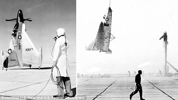 But Northrop adds to the tailsitter approach by combining the engine with a pure flying wing design, a hallmark of several of the company's bomber and surveillance aircraft since the mid-1930s.