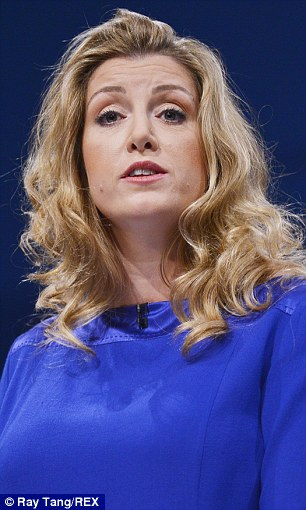Defence MinisterPenny Mordaunt
