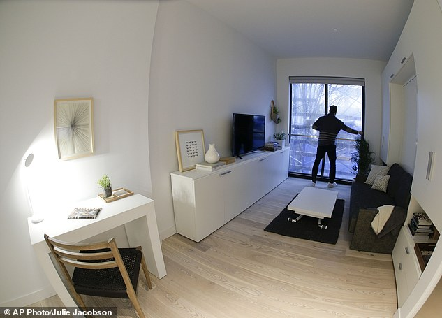 Image Result For Smallest Apartment In New York City Square Feet