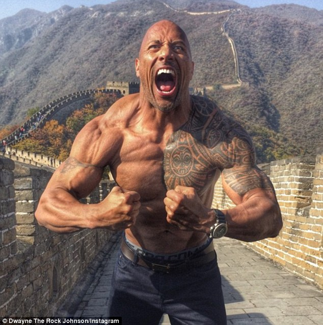 Can you smell it?After stepping away from the ring and focusing on other pursuits, The Rock - real name Dwayne Johnson - is cooking up a return to WrestleMania next year in Dallas