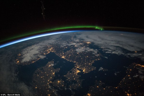 Astronaut pictures from ISS give a unique perspective on ...
