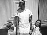 Justin Bieber shares photos