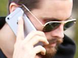 Calabasas, CA - Scott Disick goes to grab food with a friend, you can still see redness around his eye behind his Ray Bans. The question remains, how and who gave him this nasty injury? AKM-GSI       December 30, 2015To License These Photos, Please Contact :Steve Ginsburg(310) 505-8447(323) 423-9397steve@akmgsi.comsales@akmgsi.comorMaria Buda(917) 242-1505mbuda@akmgsi.comginsburgspalyinc@gmail.com