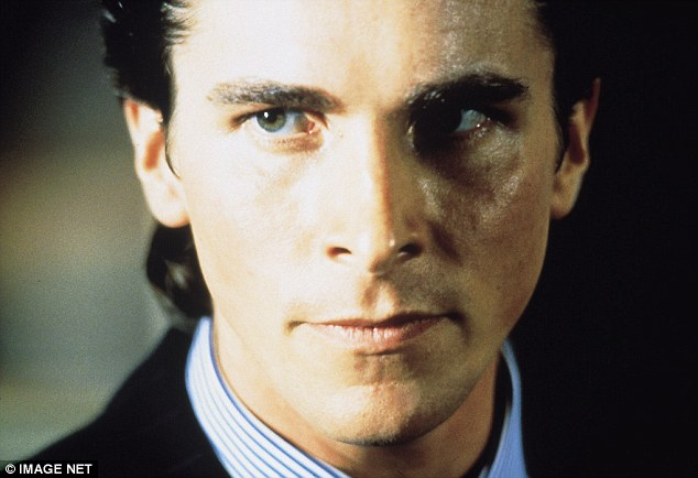 Like Patrick Bateman in American Psycho, (played by Christian Bale, pictured) psychopaths can be intelligent and charming, while hiding a lack of empathy. Now a self-confessed psychopath has shared how he generally behaves to gain the trust of others and then use them to his own advantage