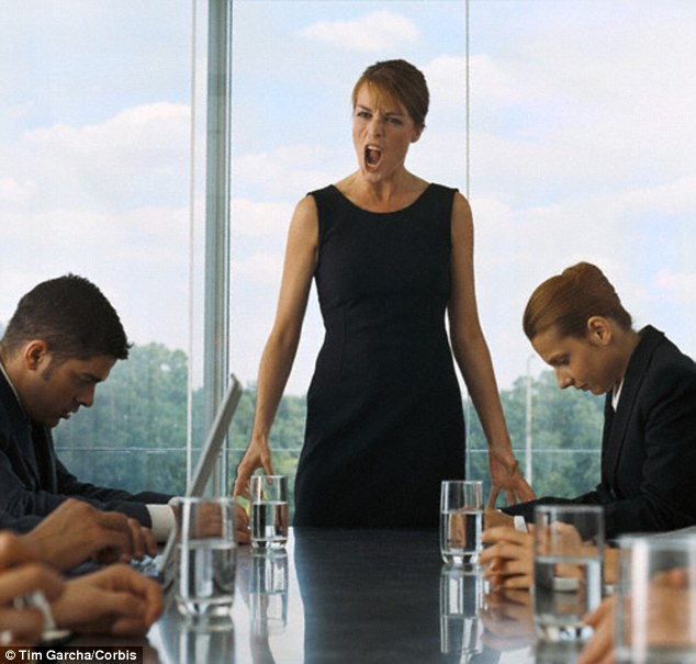 According to a survey by psychologist Kevin Dutton, people who hold certain jobs are more likely to display psychopathic traits, including CEOs (illustrated by a stock image), lawyers and TV personalities