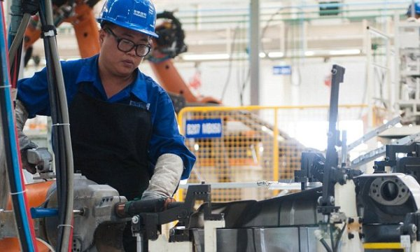 Chinese economy gets off to a stuttering start to 2016 as ...