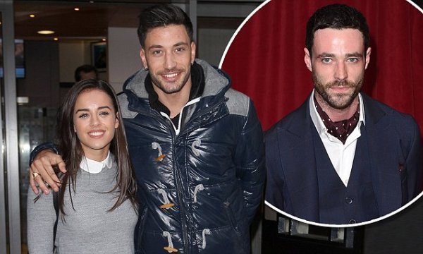 Georgia May Foote spotted 'kissing' Strictly Come Dancing ...