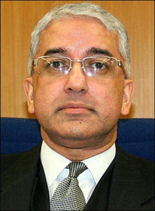Crown court judge Shamim Qureshi, pictured, is also sitting in the Sharia Muslim Appeals Tribunal