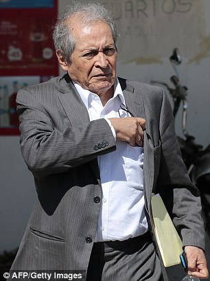 El Chapo's cartel lawyer Juan Pablo Badillo