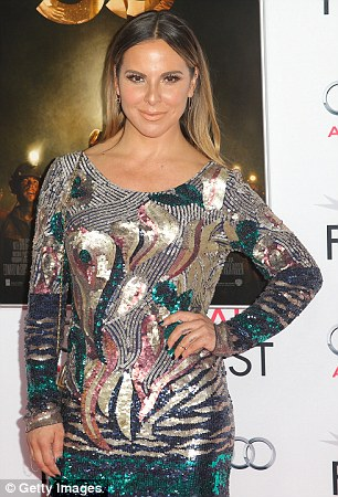 Kate del Castillo played an integral role in organizing the interview for Rolling Stone back in October