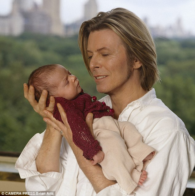 Bowie Daughter Now David And Iman