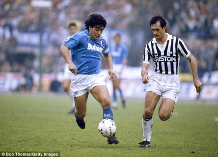 Maradona may have made Napoli into Italy's finest side but some critics underplay his team-mates' strength