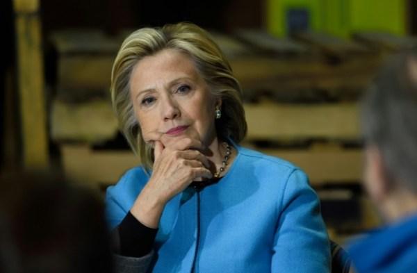 Clinton offensive sharpens against Dem rival Sanders ...
