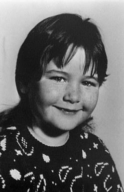 10 year-old Virginie Delmas
