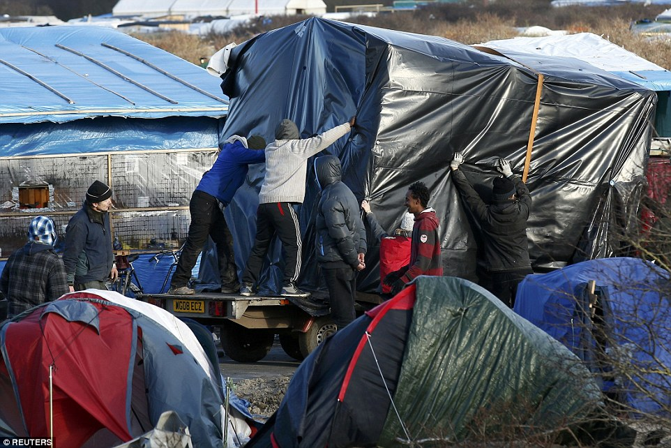 Between 50 and 150 migrants are said to be arriving in Calais every day as increasing numbers make their way to Europe across the Mediterranean