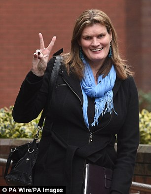 Former Ukip MEP Nikki Sinclaire