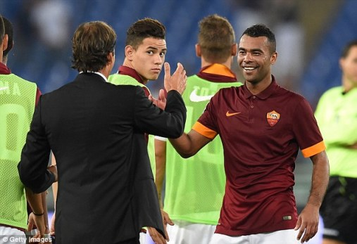 Ashley Cole has reached agreement with Italian Serie A side Roma for the termination of his contract