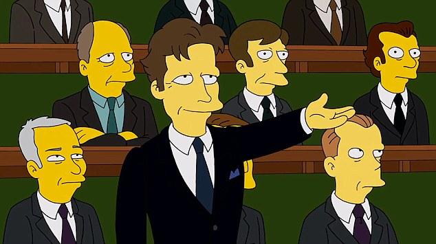 Un especial Simpson: También cuenta con Hugh Grant como el Primer Ministro, con la voz de Benedict Cumberbatch, mientras que el doctor Who, Sherlock Holmes, y Shakespeare todos hacen apariciones
