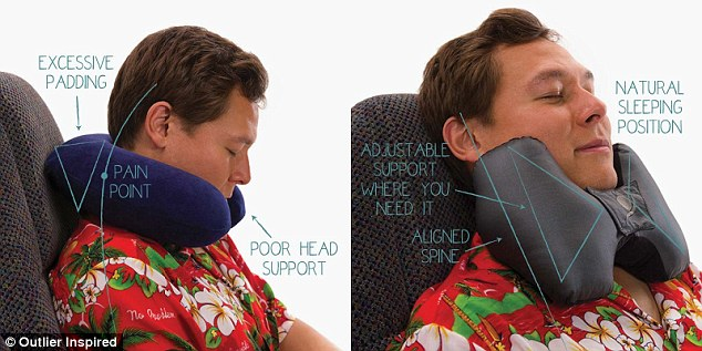 chin support pillow online