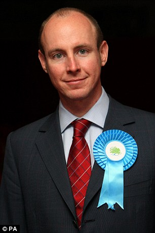 Daniel Hannan (pictured) is a Conservative MEP