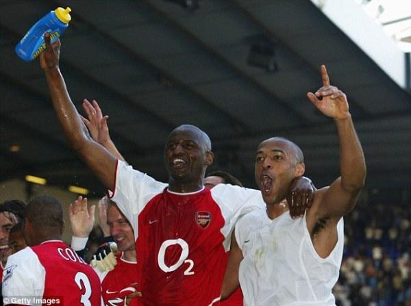 Roy Keane heaps praise on old rival Patrick Vieira as ...