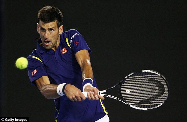Image result for djokovic