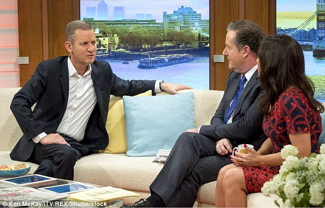 Jeremy Kyle Tells Good Morning Britain Why He Wont