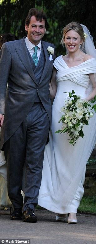 Google executive Naomi Gummer with husband Henry