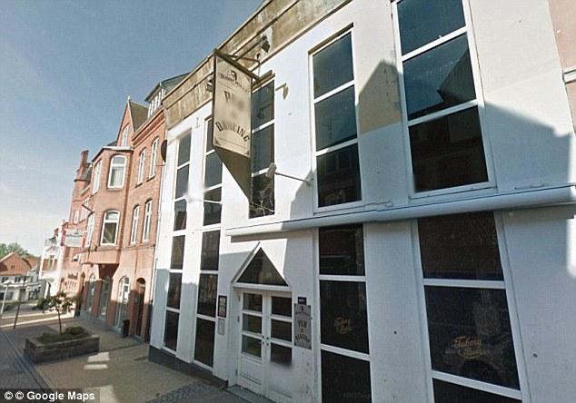A discoteca Buddy Holly em Sonderborg, onde os proprietários só irá admitir clientes se eles falam Inglês, Alemão ou dinamarquês