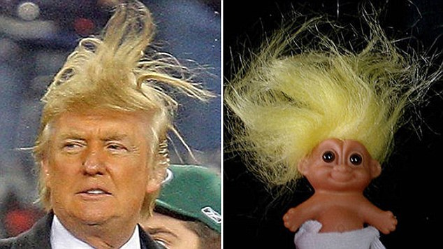 Image result for TROLL TRUMP