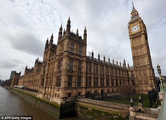 Revamp: Parliament is riddled with asbestos, leaking ceilings and rodents and was described as a 'death trap' by one close to the refurbishment plans