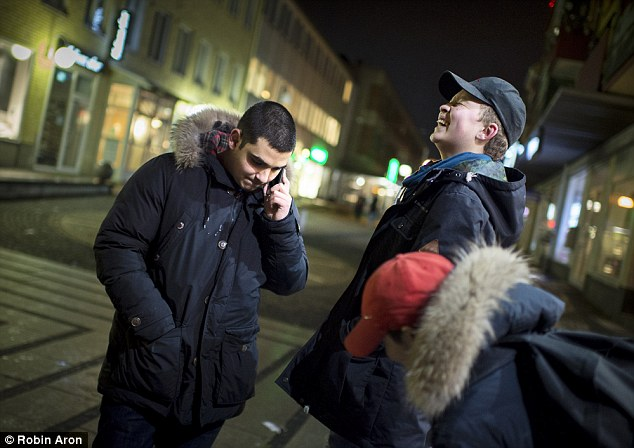 Crime: The Gothenburg suburb accepted more unaccompanied refugee children than anywhere else in the country – 4,041 added to a population of 63,000. In the autumn 400 refugee kids were taken in every week