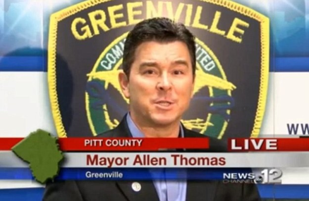 Greenville Mayor Allen Thomas seemed to suggest that Mirra may have suffered from CTE when he said the BMX biker 'had a pretty rugged sports career and took a lot of injuries'