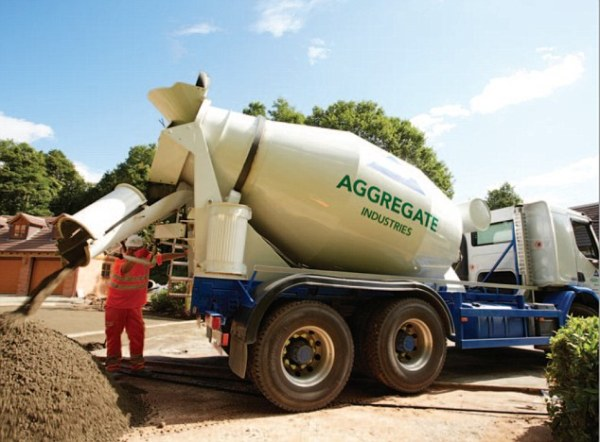 World's largest concrete maker Aggregate fights back after ...