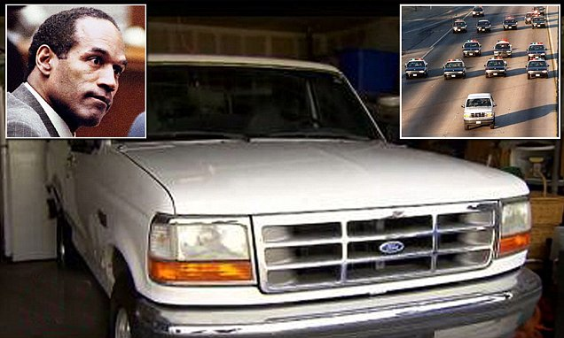 Ford Bronco Owner From OJ Simpsons Police Chase Has Kept