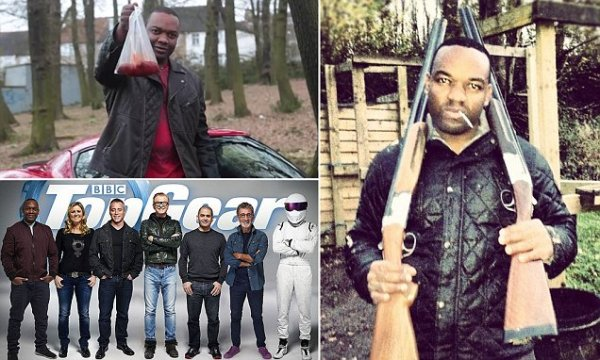 Rory Reid is the foul-mouthed Jeremy Clarkson wannabe now ...