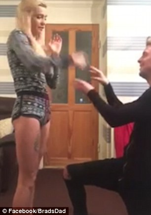 Man Pretends To Propose But Asks Girlfriend To Make A Cup
