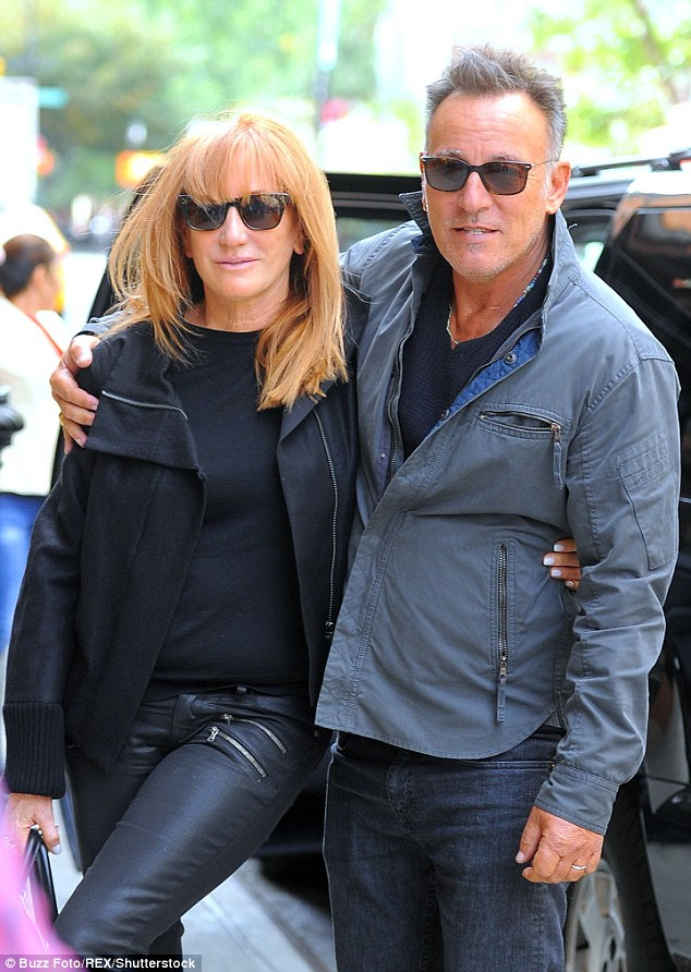 How Bruce Springsteen Fell For Red Head Who Was A Dead